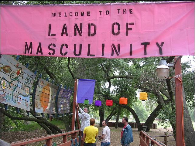 Land of masculinity