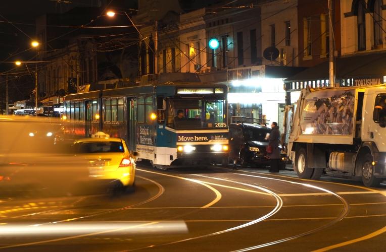 Smith Street Tram